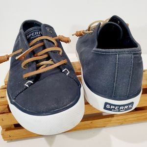 Sperry Top Sider Pier View Slip On Sneaker Size 10